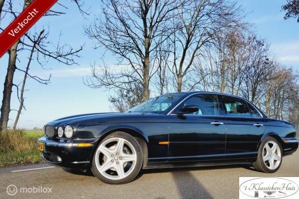 Jaguar XJ 4.2 V8 Sovereign VERKOCHT