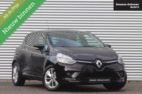 Renault Clio 0.9TCe Limited   Navi   Cruise   PDC   ZONDAGS OPEN!