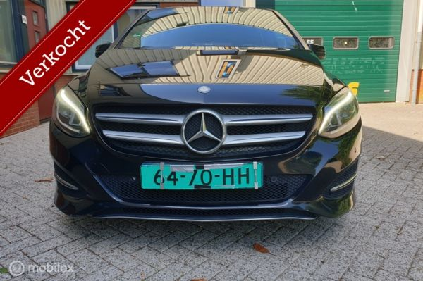 Mercedes B-klasse 180 CDI Blue Efficiency Lease Edition