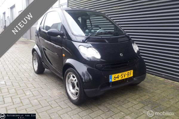Smart fortwo coupé 0.7 pure 37 2006 Semi Automaat