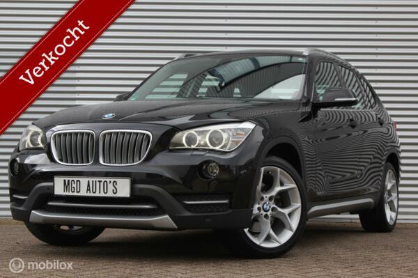 BMW X1 sDrive18i Sport /AUT/XENON/LED/NAVI/BLUETOOTH/PDC V+A/STOELVERW!