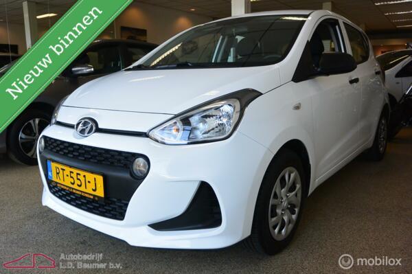Hyundai i10 1.0i 5drs Comfort *NL, RIJKLAARPRIJS!*