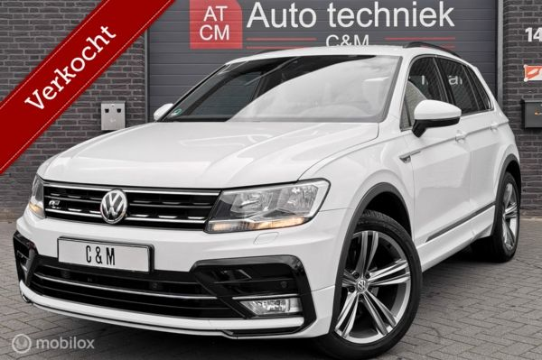 Volkswagen Tiguan 1.4 TSI 3x R-Line/Dsg/Navi/Leder/Virtual
