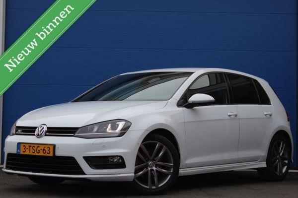 Volkswagen Golf 1.4 TSI ACT | 2x R-Line | Xenon | Gr. Navi |