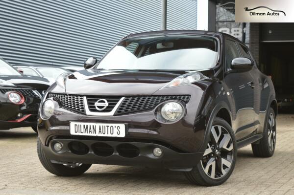 Nissan Juke 1.6 Connect Edition 2014|Navi|Camera|102000 km!!