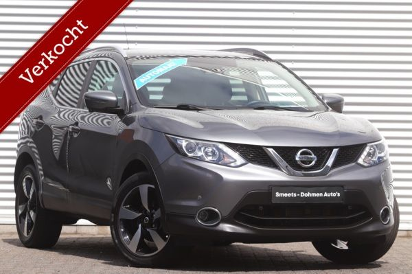 Nissan Qashqai 1.2 Connect Edition Automaat | ALL IN Prijs!