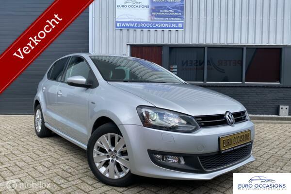 Volkswagen Polo 1.2TSI LIFE*NIEUWSTAAT*FULL OPTION*NAVI*XENO