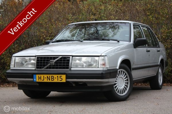 YOUNGTIMER Volvo 940 2.3i GLE AUT airco/cruise/parkeersensor