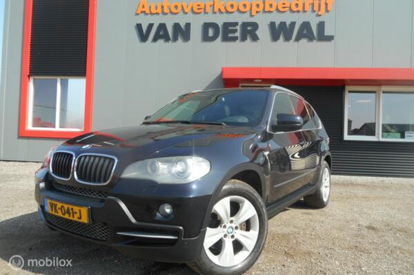 BMW X5 3.0d High Executive GRIJSKENTEKEN/VAN