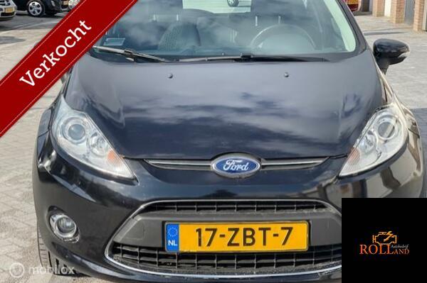 Ford Fiesta 1.6 TDCi ECOnetic Lease Titanium