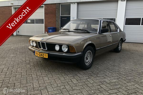BMW 7-serie 728i Oldtimer 2 jaar APK!!