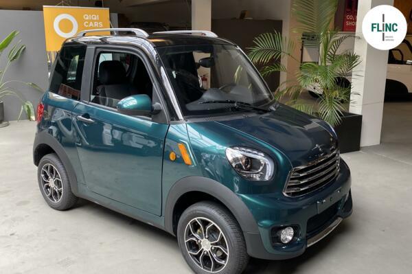 Flinc-EV Travel_M2 Green metallic