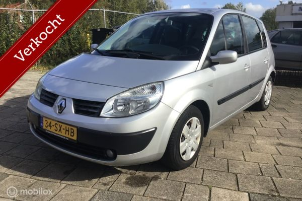 Renault Scenic 1.6-16v Expr. Luxe