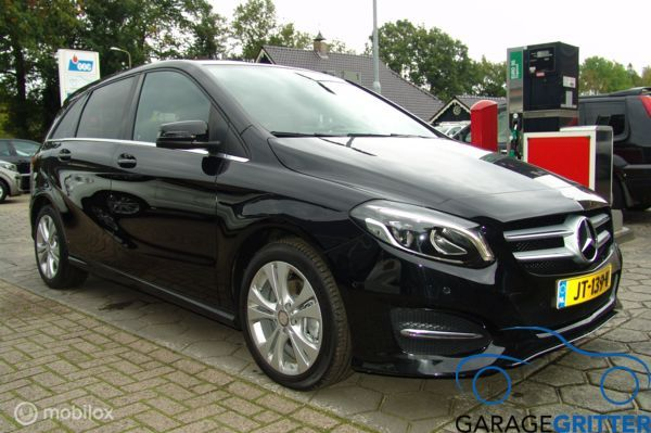 Mercedes B-klasse 200 Ambition