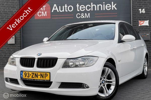 BMW 3-serie 318i Executive/pdc/cruise/navi/leder/airco/vol!