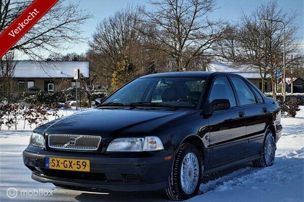Volvo S40 2.0 Exclusive, NWE Apk, Navi, Stoelverw.
