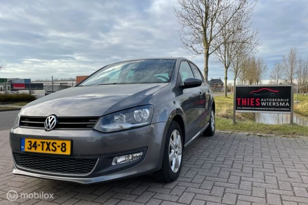 Volkswagen Polo 1.2 TSI Highline Automaat Cruise Clima PDC