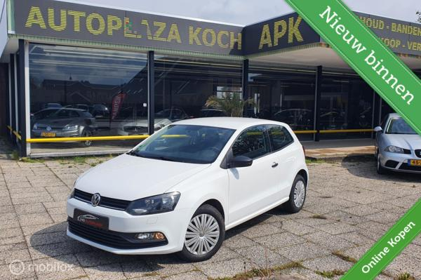 Volkswagen Polo 1.0 Comfortline Apple Carplay/Stoelverwarming