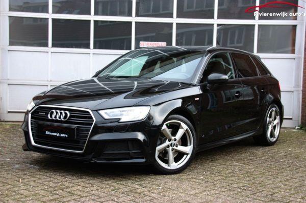 Audi A3 Sportback 2.0 TDI quattro Ambiente Pro Line 2XS-Line