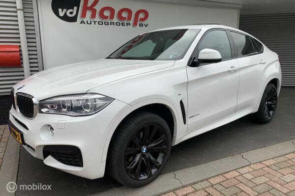 BMW X6 xDrive30d High executive nieuwstaat 130.000, -nieuw