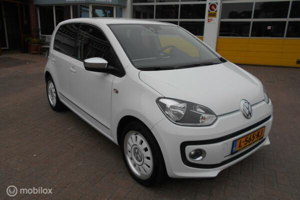 Volkswagen Up! 1.0 White UP !