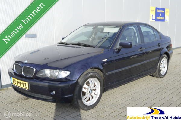 BMW 3-serie 316i Lifestyle Edition