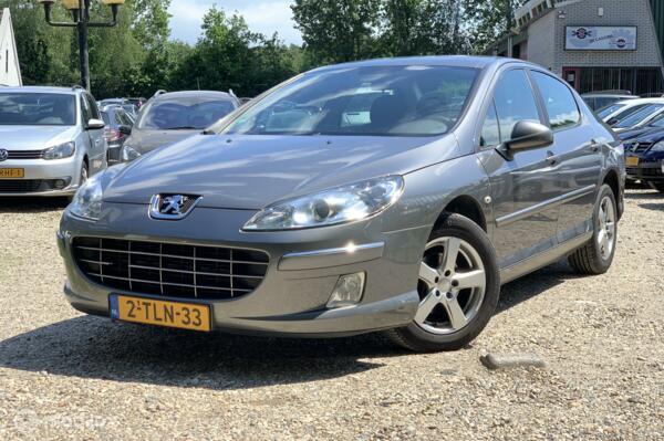 Peugeot 407 1.8 SR Airco sedan