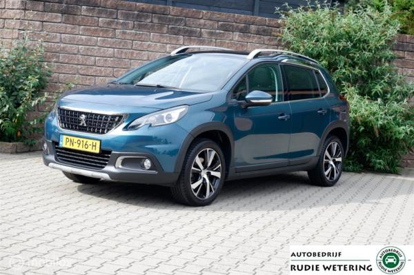 Peugeot 2008 1.2 110PK Blue Lease Executive panorama/ecc/trekhaak/lmv17