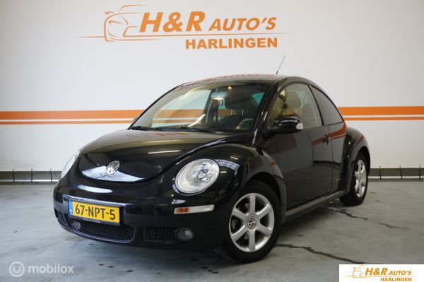Volkswagen New Beetle 1.6 Trendline, freestyle, ac ,cruise