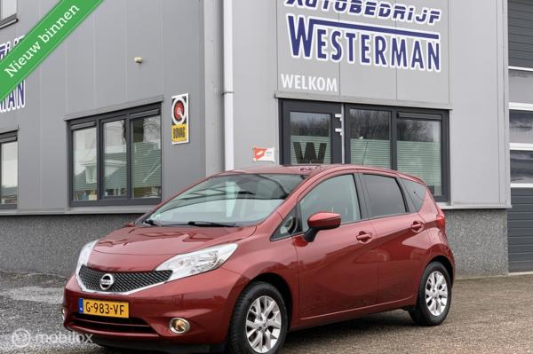 Nissan Note 1.2 Connect Edition Clima Cruise Navi Lmv Tr.haak etc.