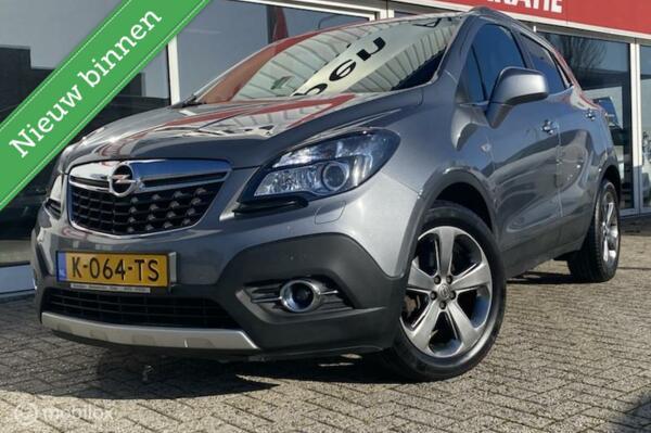 Opel Mokka 1.4 T Cosmo 4x4 met leren beklding navi