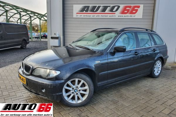 BMW 3-serie Touring 318i Lifestyle Edition Cruise Control Airco (Inruil Mogelijk) (bj 2005)