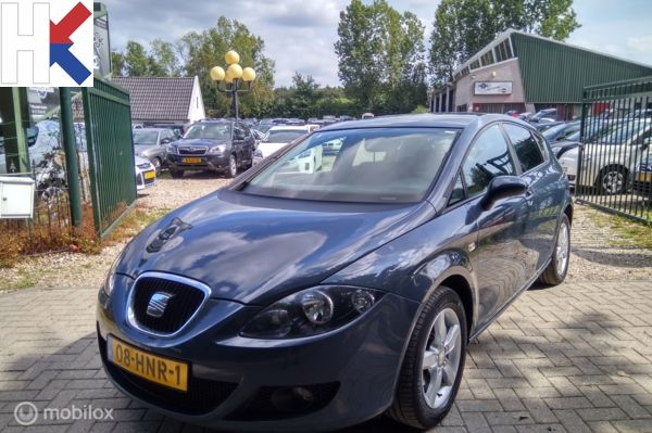 Seat Leon 1.9 TDi Eco Business Style Volleder Clima PDC NAVI