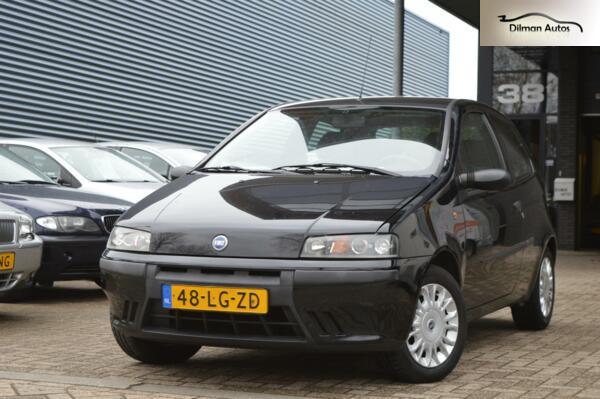 Fiat Punto 1.2 Sound|Ele ramen|132.000 km|Nap|Inruilkoopje!!
