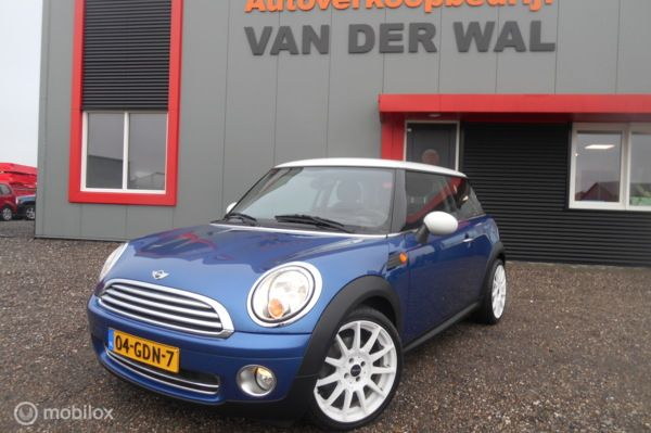 Mini Mini 1.6 Cooper Pepper/AUTOMAAT/VOL OPTIES