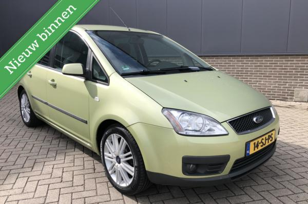 Ford Focus C-Max 1.8-16V Airco cruise inruil mogelijk