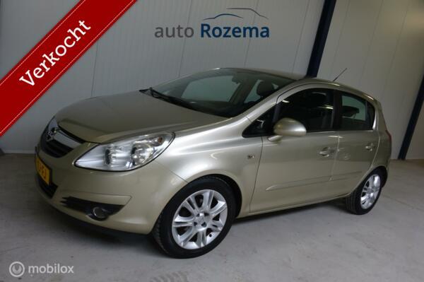 Opel Corsa 1.4-16V Cosmo Airco Cruis  144410 km   !!!!!!!