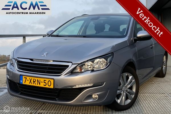 Peugeot 308 SW 1.2 PureTech Blue Lease Executive