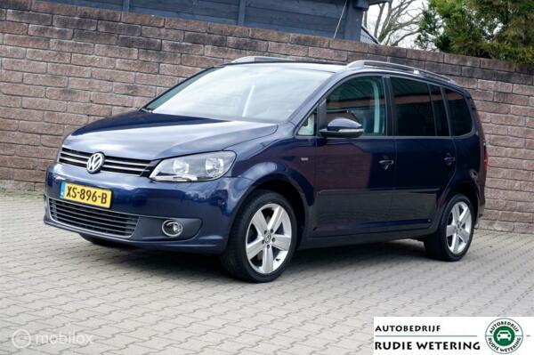 Volkswagen Touran 1.4 TSI 140 PK 7pers.  Match Panorama/nav/ecc/pdc/lmv17