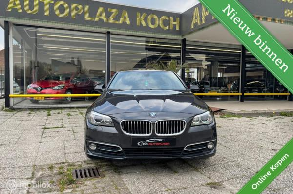 BMW 5-serie 530d High Executive