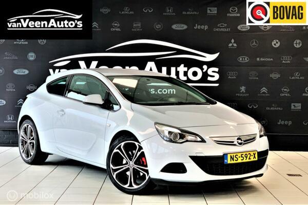 Opel Astra GTC 1.4 Turbo Design Edition/APK/Airco/Sport