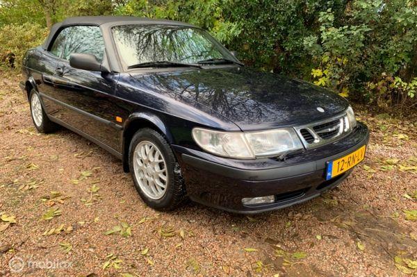 Saab 9-3 Cabrio 2.0 SE Zeer nette auto!!