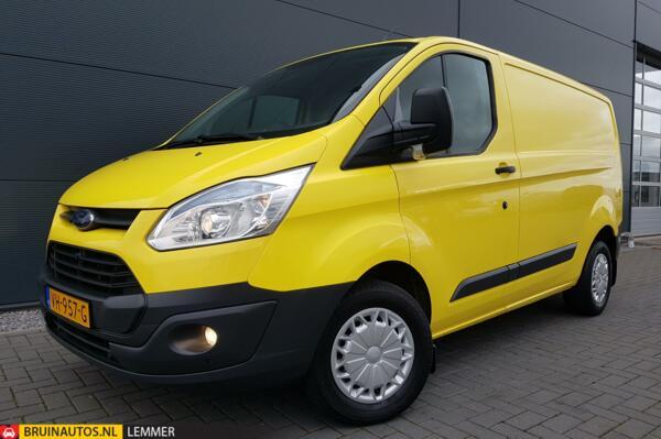 Ford Transit Custom 2.2 TDCI L1H1 airco kastinr 107 dkm