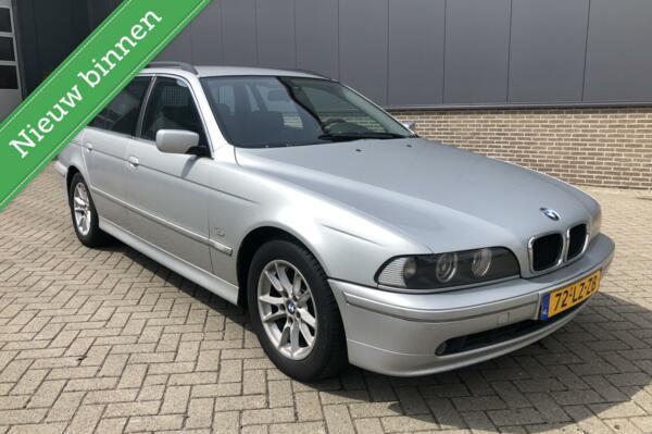 BMW 5-serie Touring 520i Lifestyle Edition inruil mogelijk