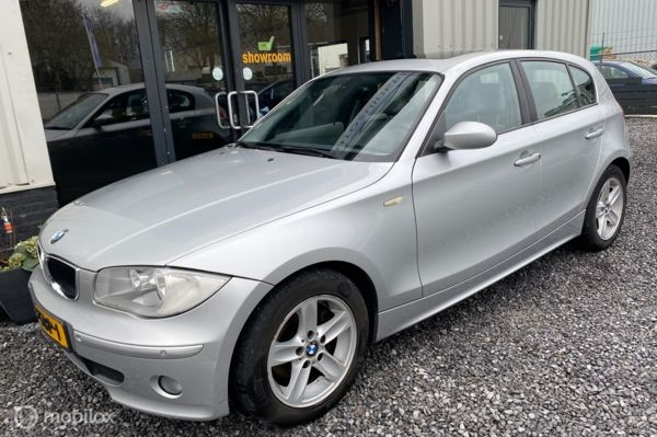 BMW 1-serie 120i High Executive LEER/DAK/