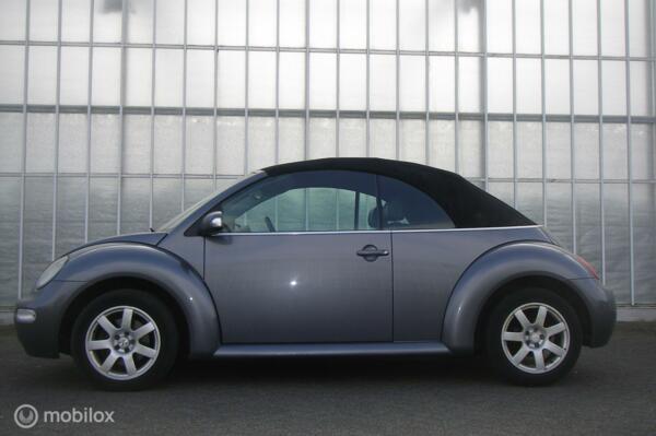Volkswagen New Beetle Cabriolet 1.8-20V T Highline