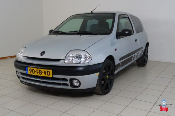 Renault Clio 1.4-16V RT