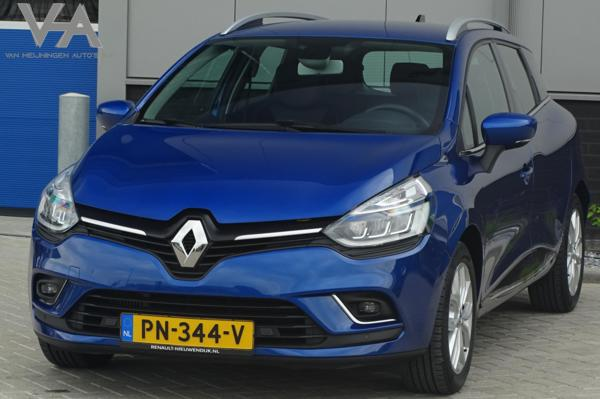 Renault Clio Estate 1.2 TCe Intens, automaat, R-Link, camera