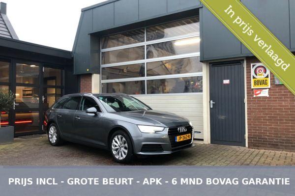Audi A4 Avant 2.0 TFSI ultra AUTOMAAT  NAVI/ECC *ALL-IN PRIJS*