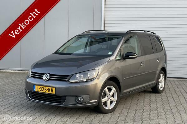Volkswagen Touran 1.4 TSI Match 7p.  Airco/Cruise/PDC/Stoelv